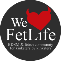 We (heart) FetLife: BDSM & Fetish Community for Kinksters, by kinksters